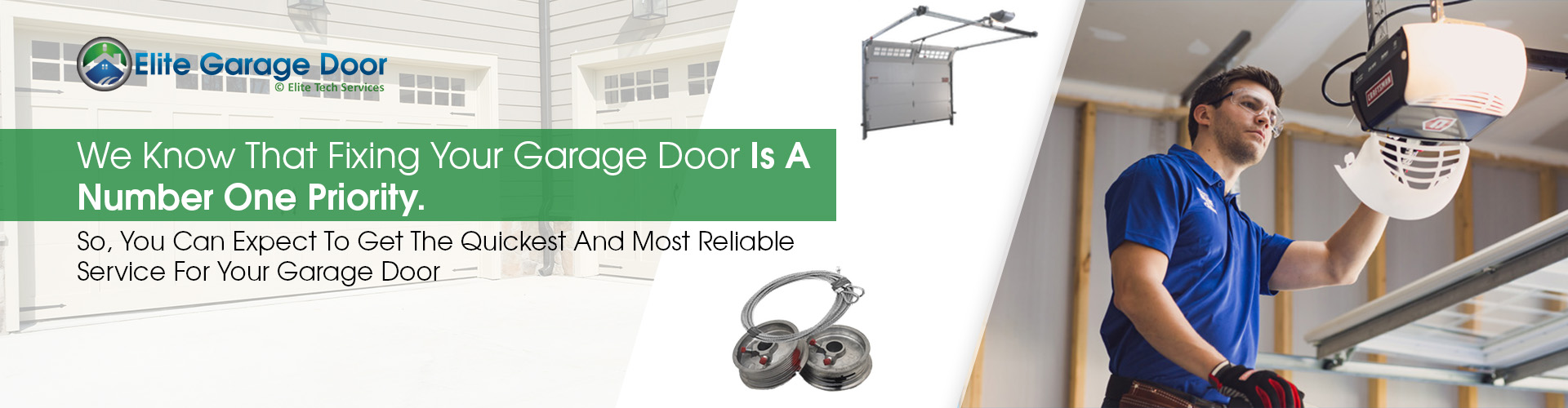 Garage Door Repair & Installation Services In Detroit MI & Surrounding Areas