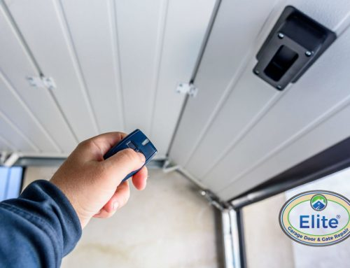 What Do You Need to Know About High-Security Garage Doors?