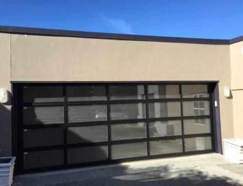 Frost Look Garage Door In Taylor MI