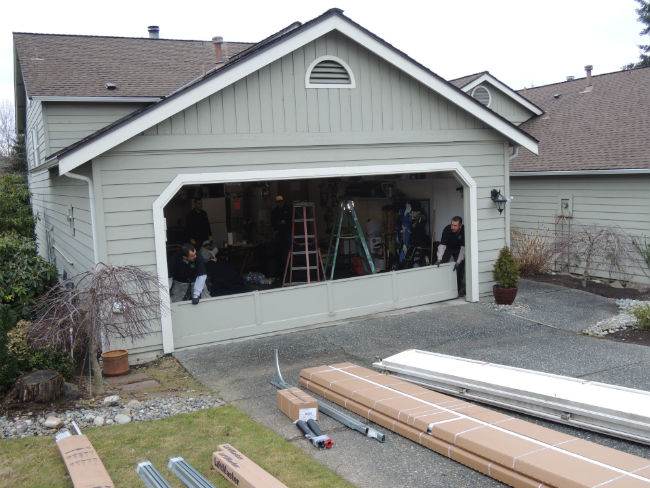 Garage Door Work In Canton, MI By Elite Garage Door, Repair & Installation Services